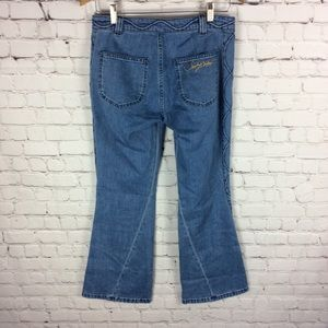 See By Chloe Jeans - SEE BY CHLOE Flare. Jeans Celtic Design Size 26